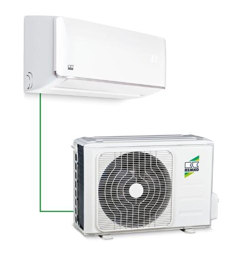 Inverter Klimaanlage Remko ML 265 DC 2,7 kW (9212 BTU/h)