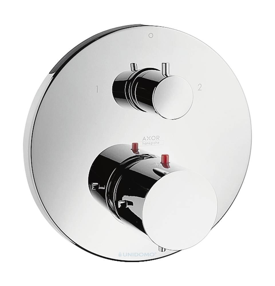 Hansgrohe Thermostatmischer Unterputz Axor Starck m.Absperr-& Umstellventil