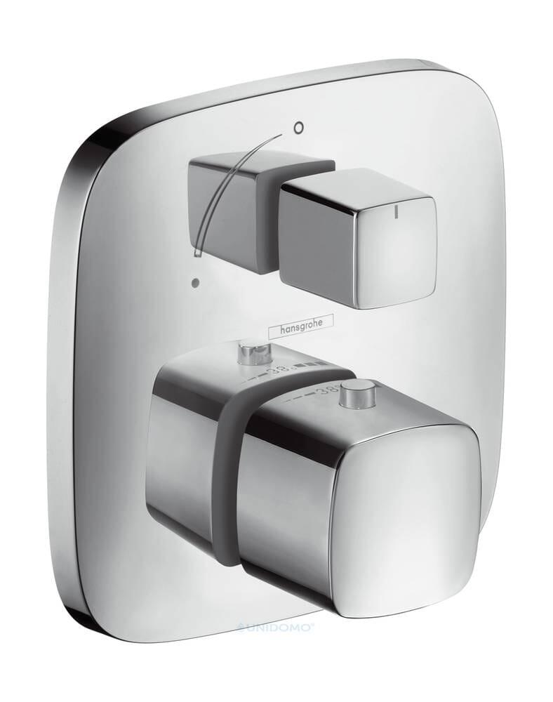 Hansgrohe Thermostat Unterputz PuraVida m.Absperrventil