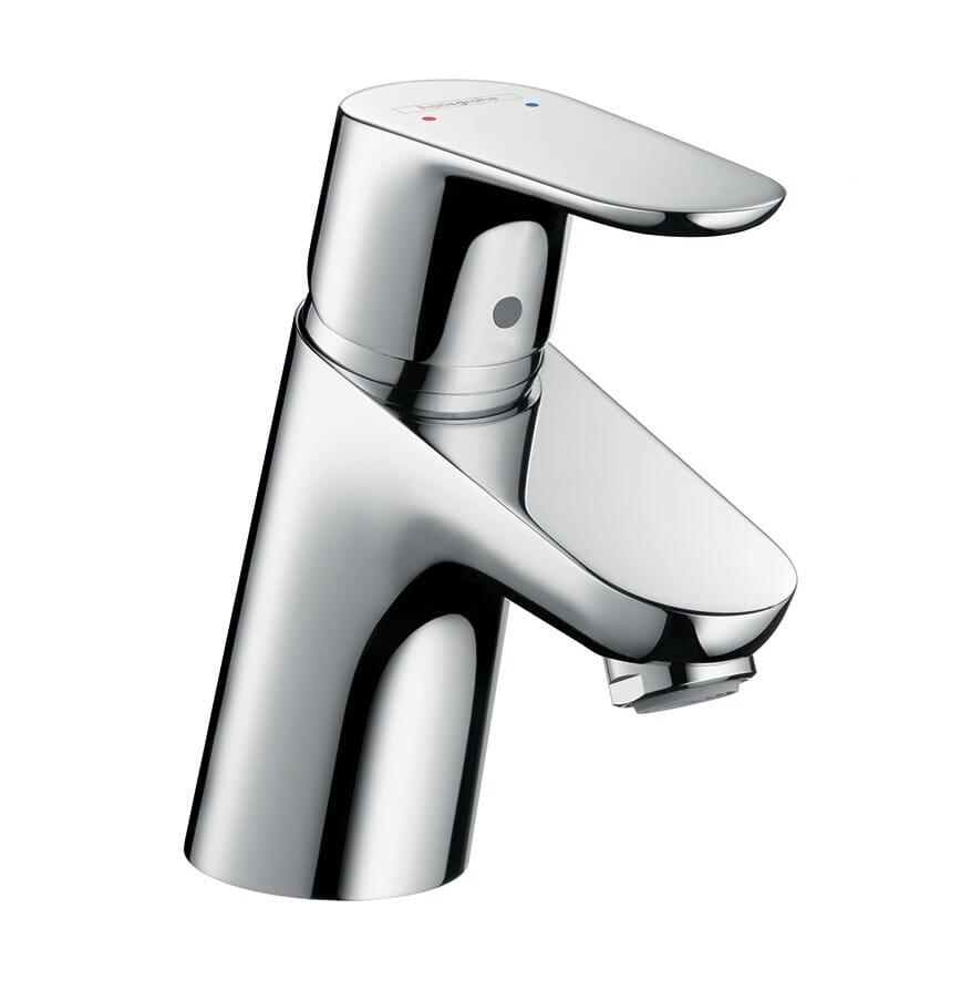 Hansgrohe Focus Mitigeur de lavabo avec tirette et vidage