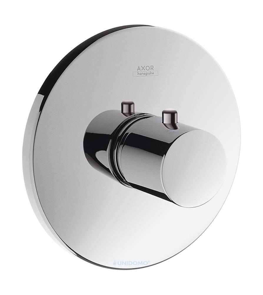 Hansgrohe Thermostatmischer Unterputz Axor Uno mit Zerogriff