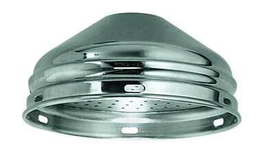Grohe Kopfbrause Relexa Brausekopf 85 mm Messingblech messing