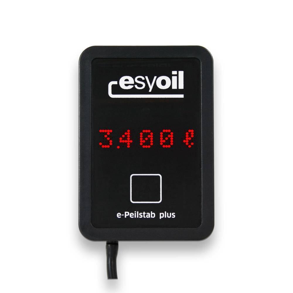 esyoil e-Peilstab plus: elektronische Heizöl Füllstandsanzeige
