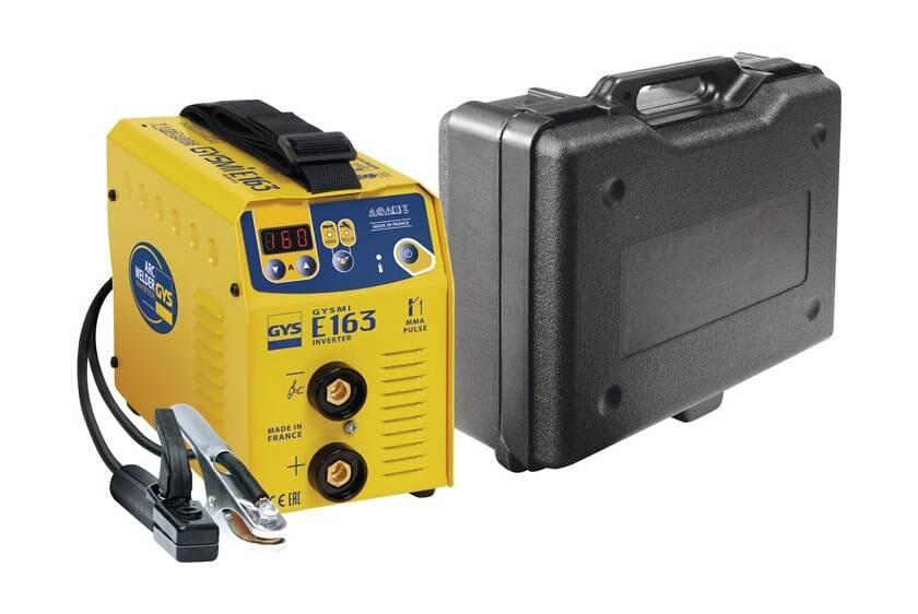 GYS POSTE DE SOUDURE MI E163 - Avec valise et accessoires