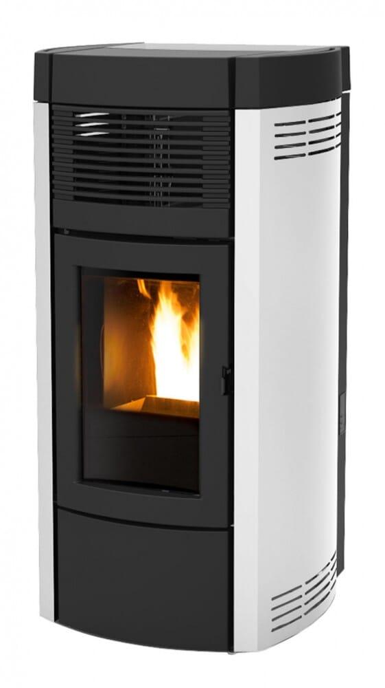 MCZ MUSA 2.0 Air Pelletofen Pelletkaminofen 10 kW Thermostat Fernbedienung