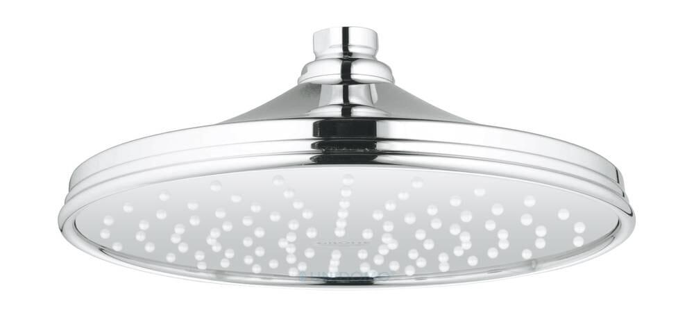 Grohe Kopfbrause Rainshower retro Durchmesser: 212 mm Messing