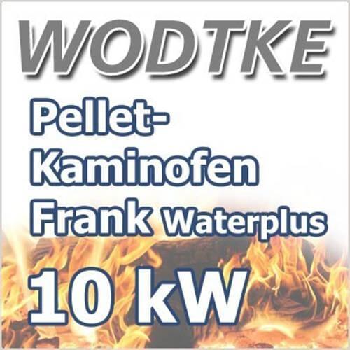 Wodtke wassergeführter Pelletofen Frank Speckstein 2-10 kW Art.Nr. 055 413