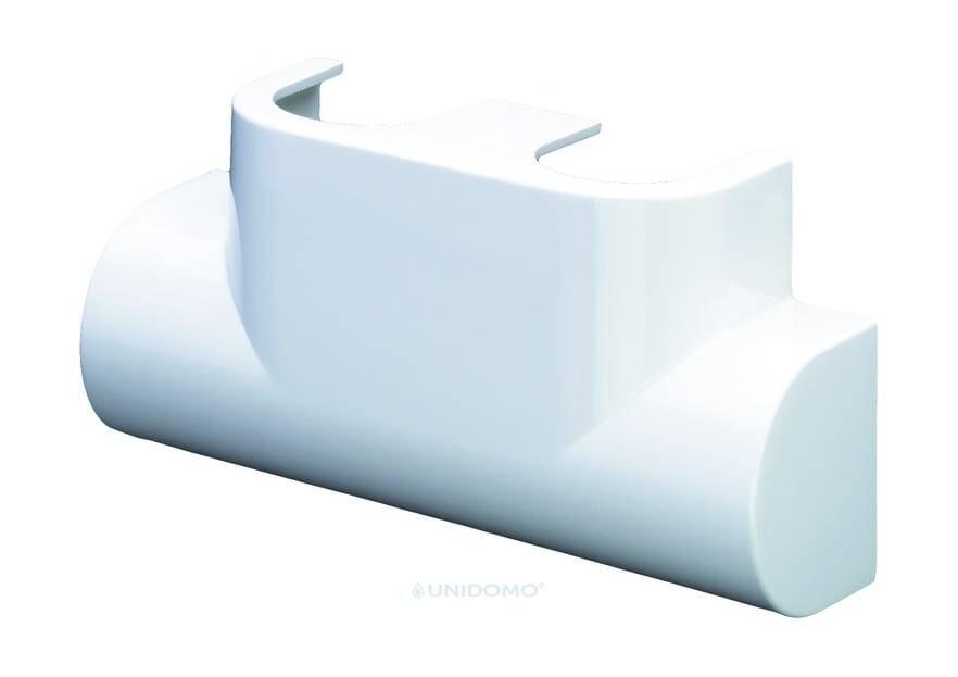 Oventrop Design Abdeckung für Multiblock T Zweirohrarmatur (Eckform)