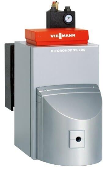 Viessmann Ölheizung Brennwert Vitorondens 200-T 42,8 kW rlu-p KO2B