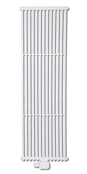 Christesen V3 Vertikal Röhrenheizkörper Wohnraumheizkörper weiß