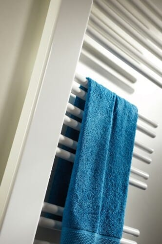 HSK Handtuchheizkörper Badheizkörper Softcube Plus seitlich offen 1210 x 610 mm rechts