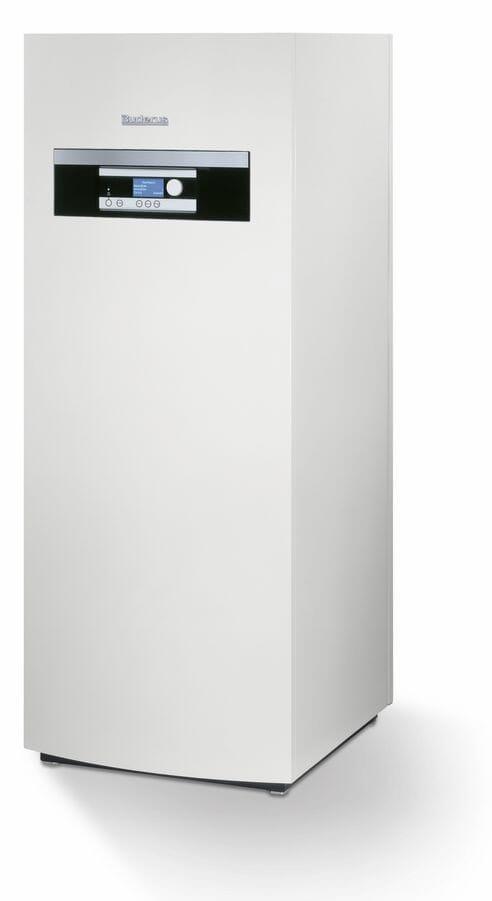 Buderus Logatherm WPS 8-1 Sole/Wasser-Wärmepumpe für die Innenaufstellung