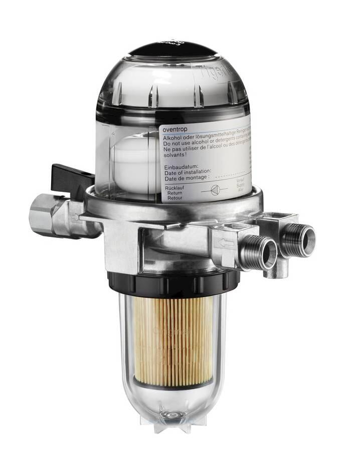 Oventrop Toc Duo 3 Heizölfilter / Ölfilter & Entlüfter Einstrang-System