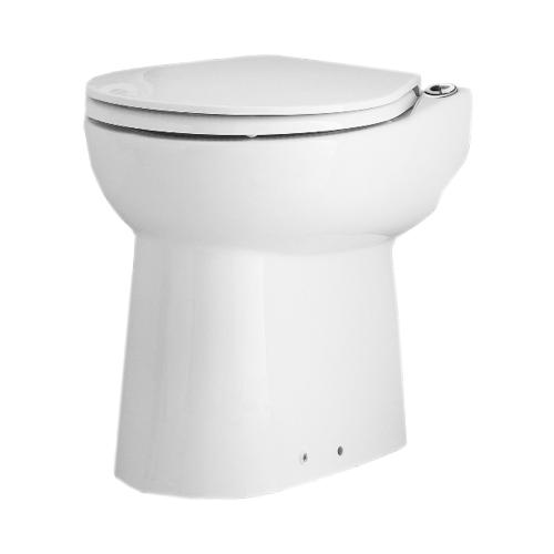 SFA Sanibroy Sanicompact 43 Stand-WC mit integrierter Hebeanlage