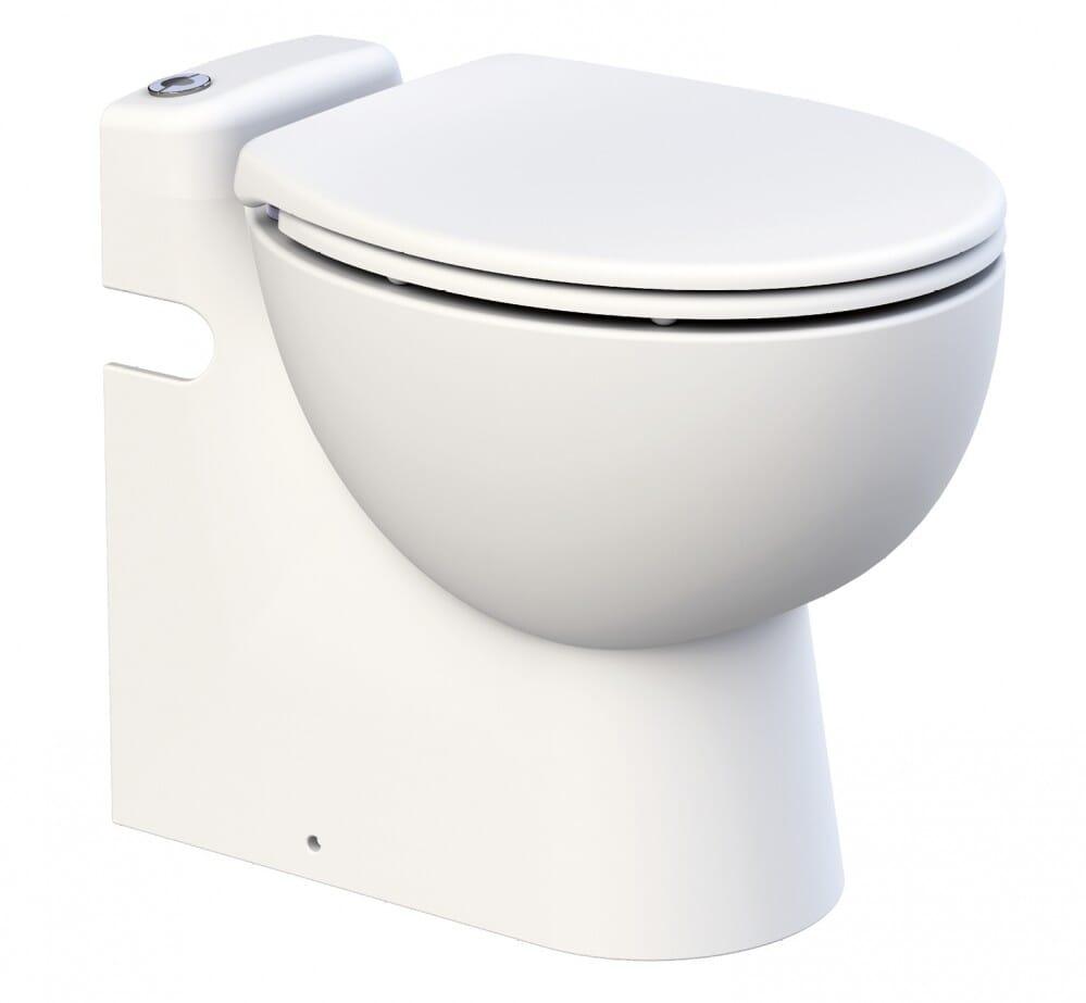 SFA Sanibroy Sanicompact Pro WC mit integrierter Hebeanlage