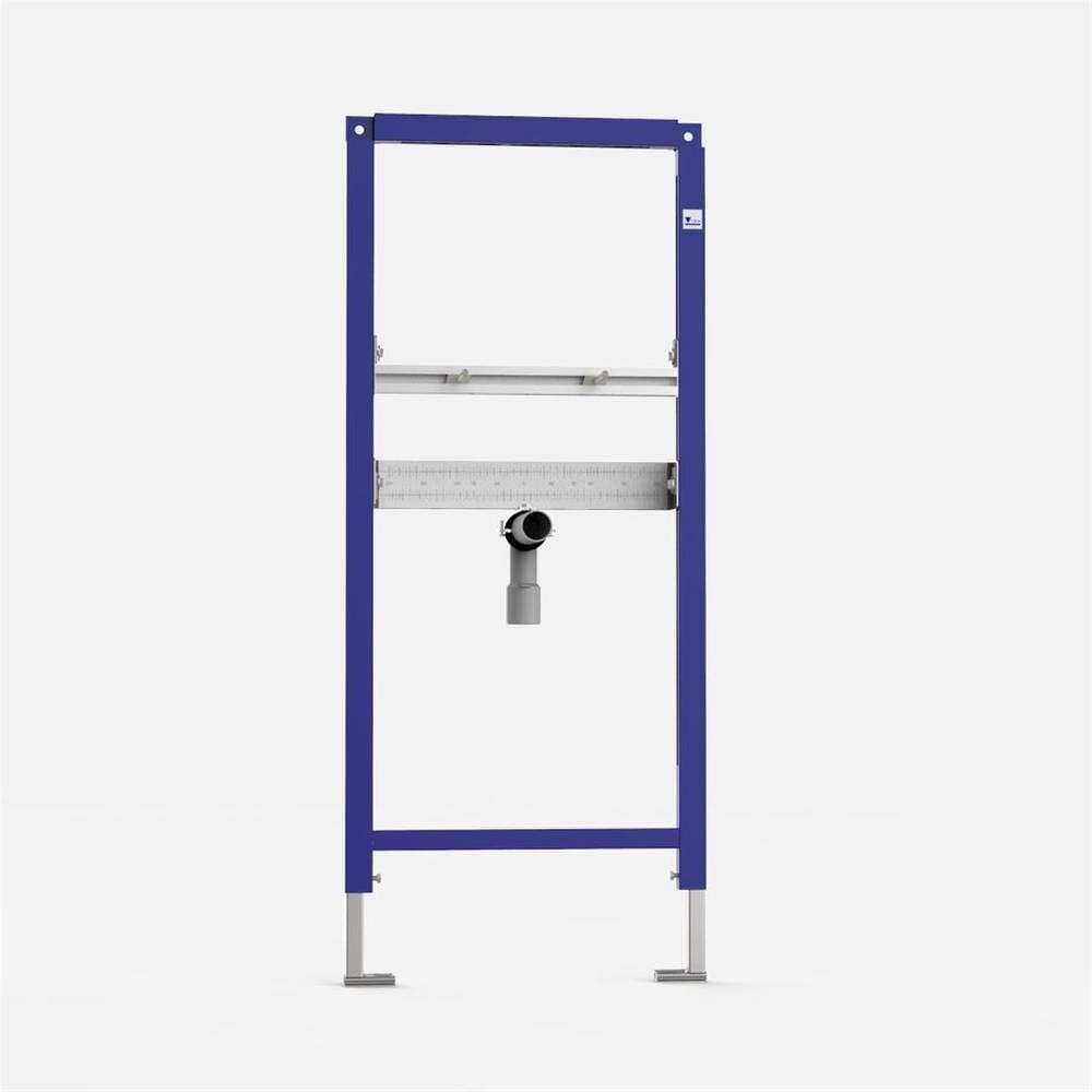 Sanit Waschtisch-Element Ineo Einlocharmaturen Bauhöhe 1120 mm