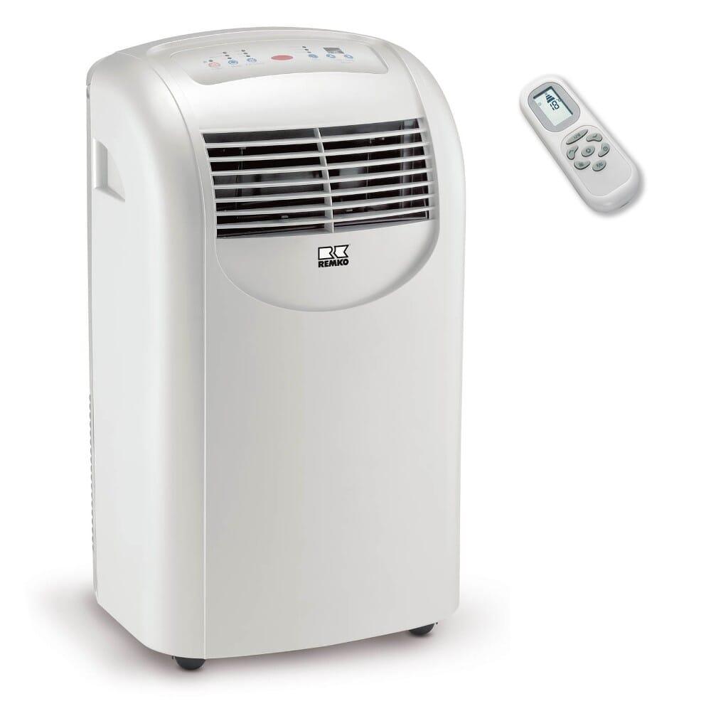 Remko Verona MKT 251 mobiles Klimagerät - Klimaanlage mit 2,63 kW in weiß